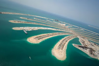 Dubai aerial istock 584 Nov 23 27: Stocks Take Dubai World of Hurt
