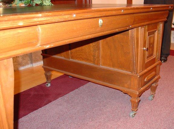 Desk #2