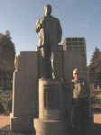 Steunenberg Statue