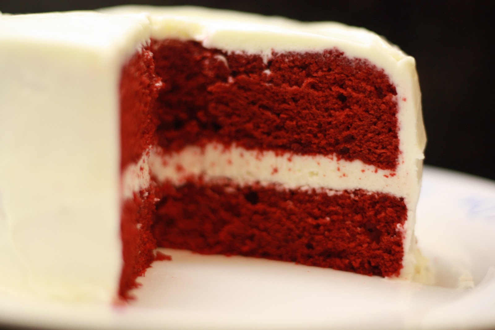 Becca's Blue Bakery: Red Velvet Cake