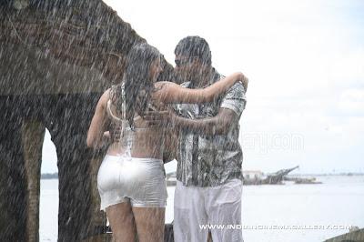 namitha busty rain panty