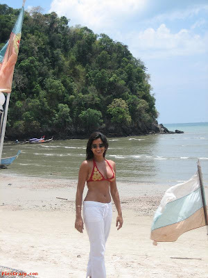 Nri at Beach