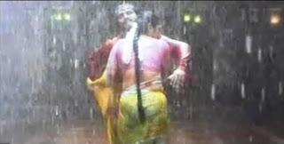 padma priya panty in saree