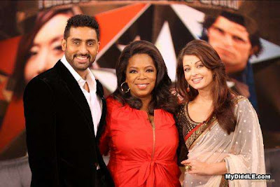 Aishwarya Rai Oprah Winfrey
