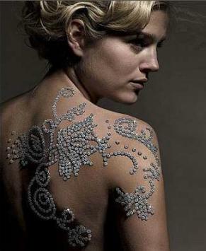 Το πιο ακριβό τατουάζ στον κόσμο είναι