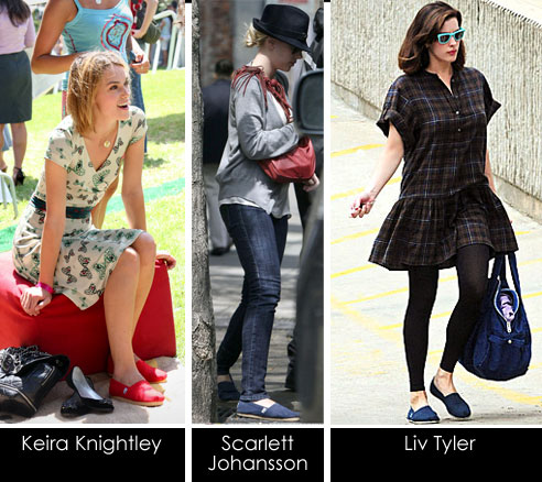 Celebrities In Toms