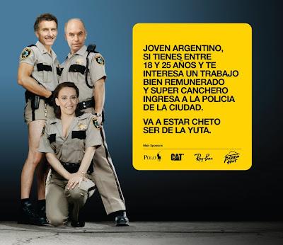 Afiches de campaña electoral
