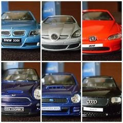 Die Cast Model - Branded Cars