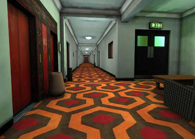 Textiles color trends and design inspiration the for Overlook hotel decor