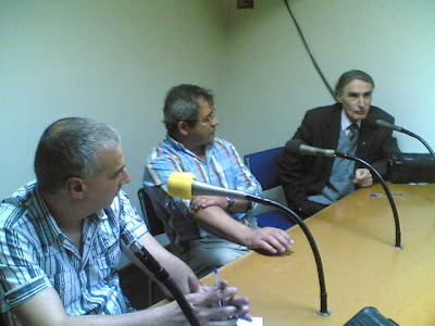 Sérgio Valadares, Armando José Guerreiro e Jacinto Maria do Ó