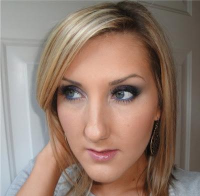how to apply scene eye makeup. Vex eye shadow