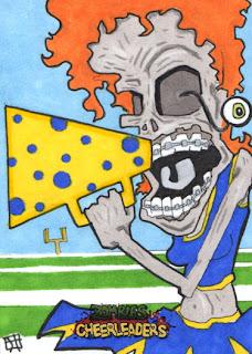 zombies vs cheerleaders, 5finity, 5funity
