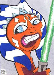 ahsoka tano, star wars, clone wars