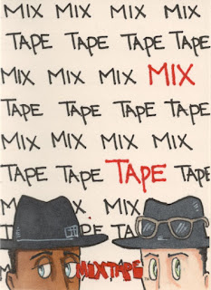 mixtape, 5finity, run dmc, king of rock