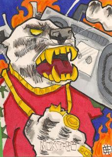 hell hound, mixtape
