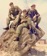 Le 3e Bataillon Para en 1962
