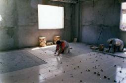 Mis precios unitarios acabados pisos azulejos lambrines for Precios de pisos ceramicos
