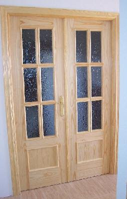 Mis precios unitarios matrices de carpinter a for Puertas de madera de ocasion