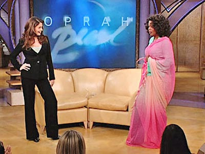 oprah winfrey show india meg ryan slums ngo charity CARE hoax begging conspiracy