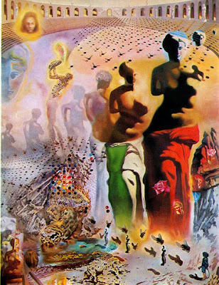 savador dali salvador artist painter surreal surrealism surrealist modern abstract spanish spain catalonia nudes naked muse gala world war prints art