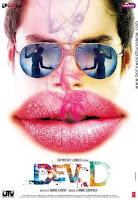 photo of devdaas abhay deol with big lips from movie poster of devd