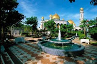 Sultan of brunei palaces