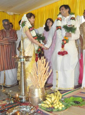 Photos of Shashi tharoor and sunanda wedding pheras mehandi mangal sutra  ceremony pictures