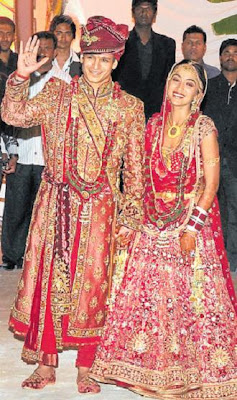 vivek oberoi wedding photos marriage pics images viveik priyanka alva pictures