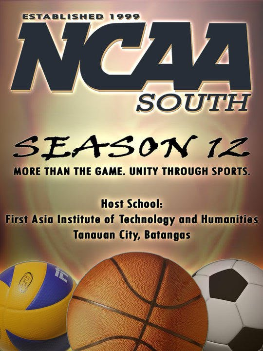 Sports Pinas Blog: NCAA South Kicks of in Batangas