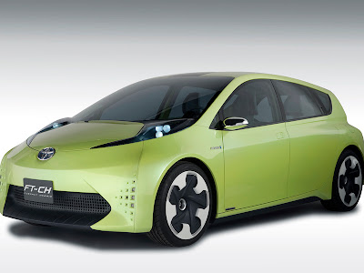 Toyota FT-CH Hybrid 1