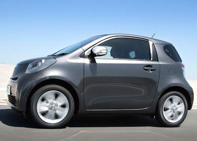 Toyota iQ3 2010
