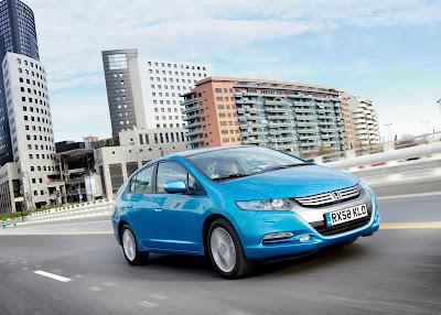 Honda Insight EU 2010