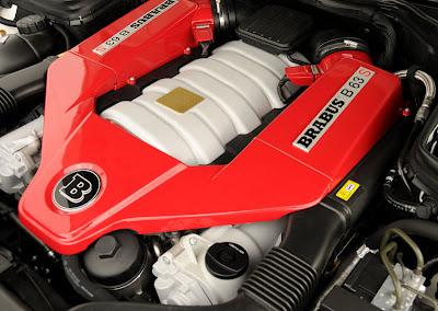 Brabus B63 S 2010