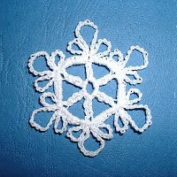 Pat Depke Books Crochet Snowflakes & Angel PD-5561 - Snowflake #16