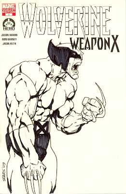 Bart Sears Wolverine 100 Project #1
