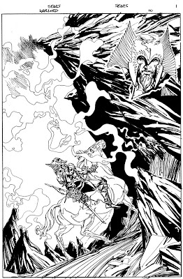 Bart Sears Warlord 10 page 1