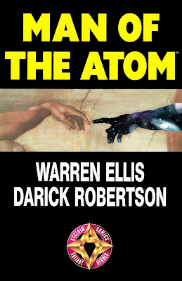 Solar Man of the Atom TPB cover