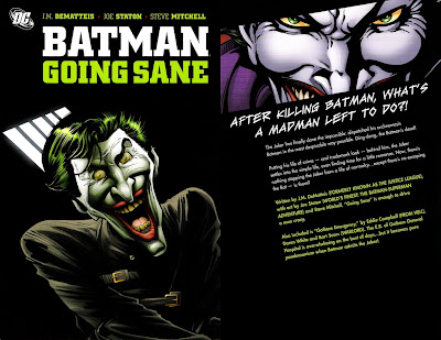 Batman: Going Sane TPB