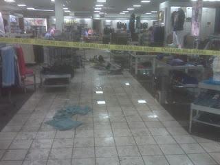 Fire in a Phoenix Store