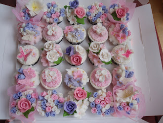 Sample full fondant set