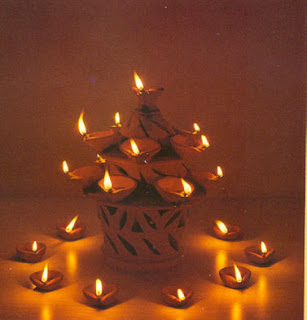 Kuntal Wishes Happy Deepwali