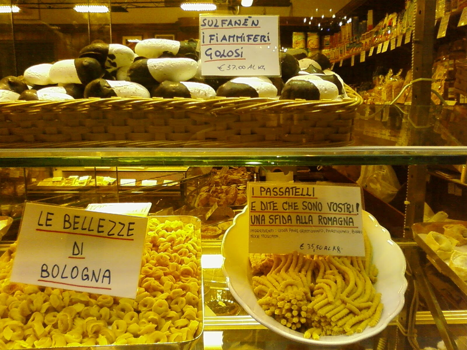Bologna golosa