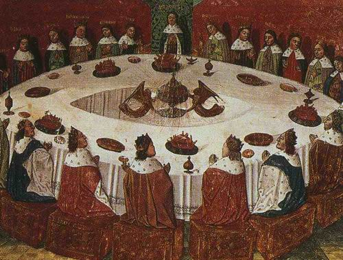 Re artu 39 e il suo leggendario mondo page 2 - La tavola rotonda di re artu ...