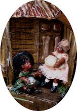Massa's Servants Dolls