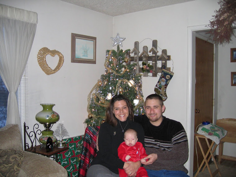 Our First Christmas with Zach