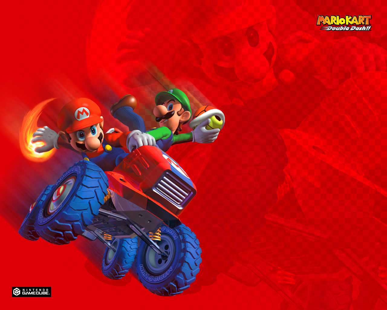 Super Mario HD & Widescreen Wallpaper 0.934847127304318