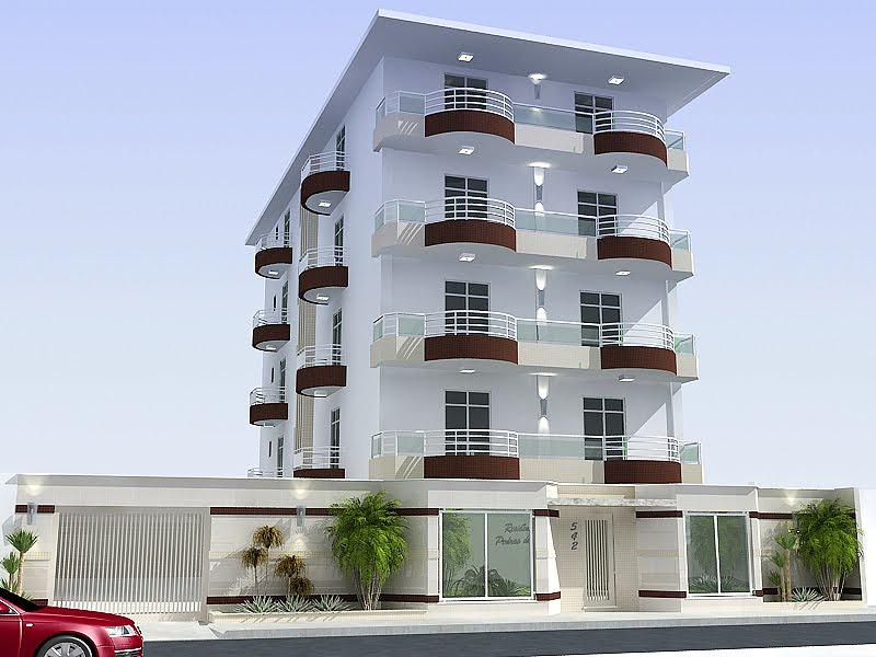 Suficiente 3dsign: Fachadas prédio OV81