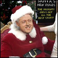 'Bill Clinton Kills Santa