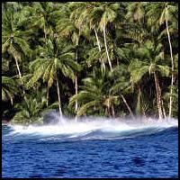 Isla Montuosa