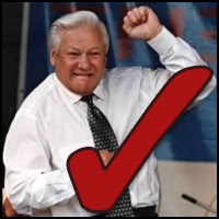 Boris Yeltsin: Dead